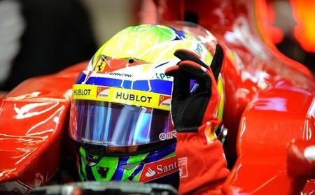 Felipe Massa marca el mejor tiempo en la última sesión libre