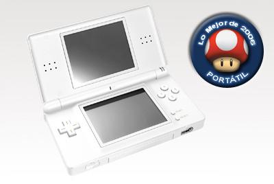 Lo mejor de 2006: Mejor consola portátil