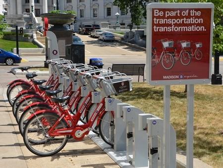 Es el momento de la bicicleta compartida