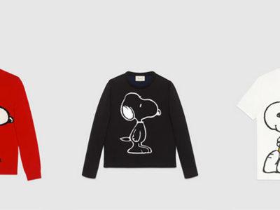 Alessandro Michele y Gucci te demuestran que vestir con Snoopy no tiene por qué ser nada ñoño
