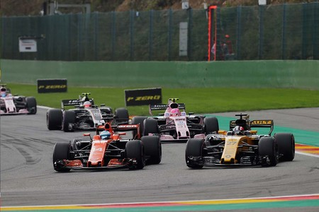 Alonso Spa F1 2017