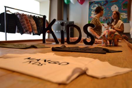 Mango Kids, la colección para las peques de la casa que querrán vestir las madres