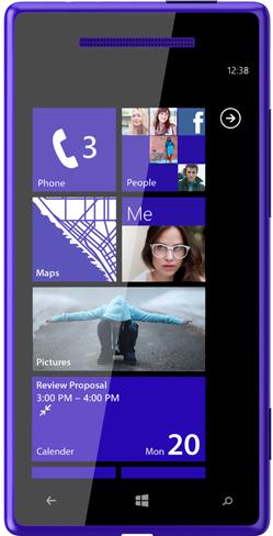 HTC Accord, la apuesta Windows Phone 8