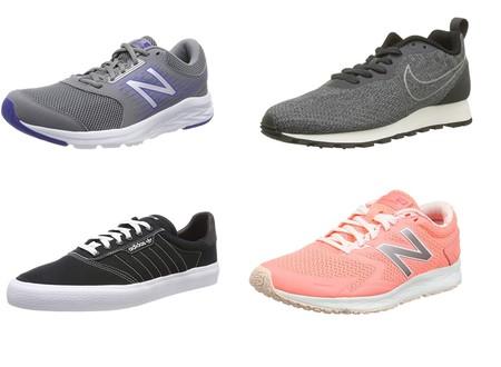 13 chollos en tallas sueltas de zapatillas New Balance, Nike, Adidas o Under Armour por menos de 30 euros en Amazon