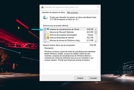 Free Up Space In Windows 10