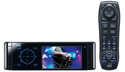 JVC KD-AVX44, sistema multimedia para el coche (aún no están muertos)