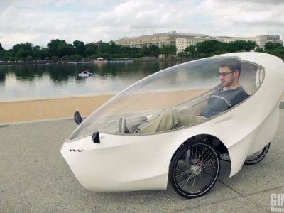 Este vehículo personal es una evolución de la bici eléctrica e ideal para las ciudades