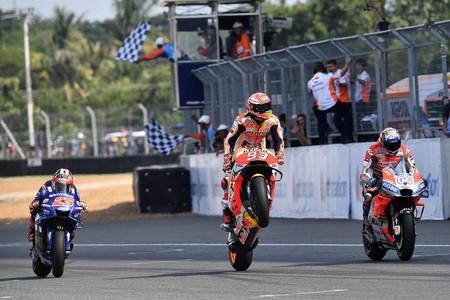 Marquez Tailandia Motogp 2020