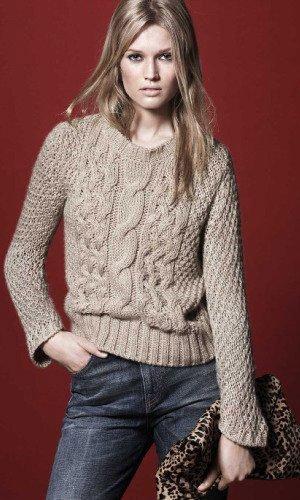 Jeans Zara Otoño-Invierno 2010/2011