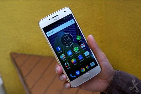 Moto G5 Plus Analisis 2