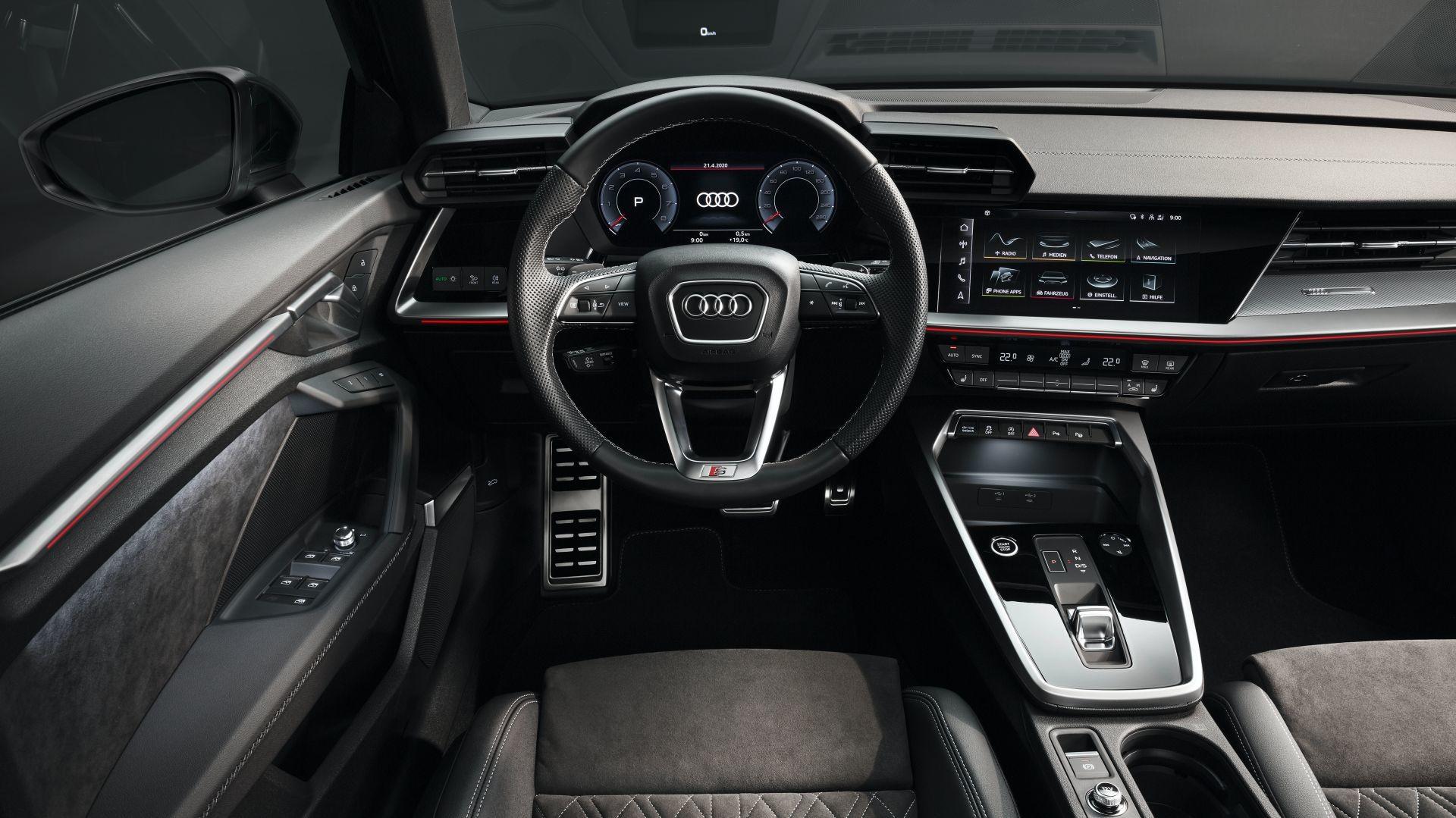Foto de Audi A3 Sedán 2021 (27/43)