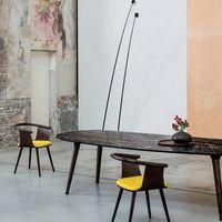 Entre clásicos y contemporáneos: los muebles de Bross más vendidos por catálogo en el Salone del Mobile 2018