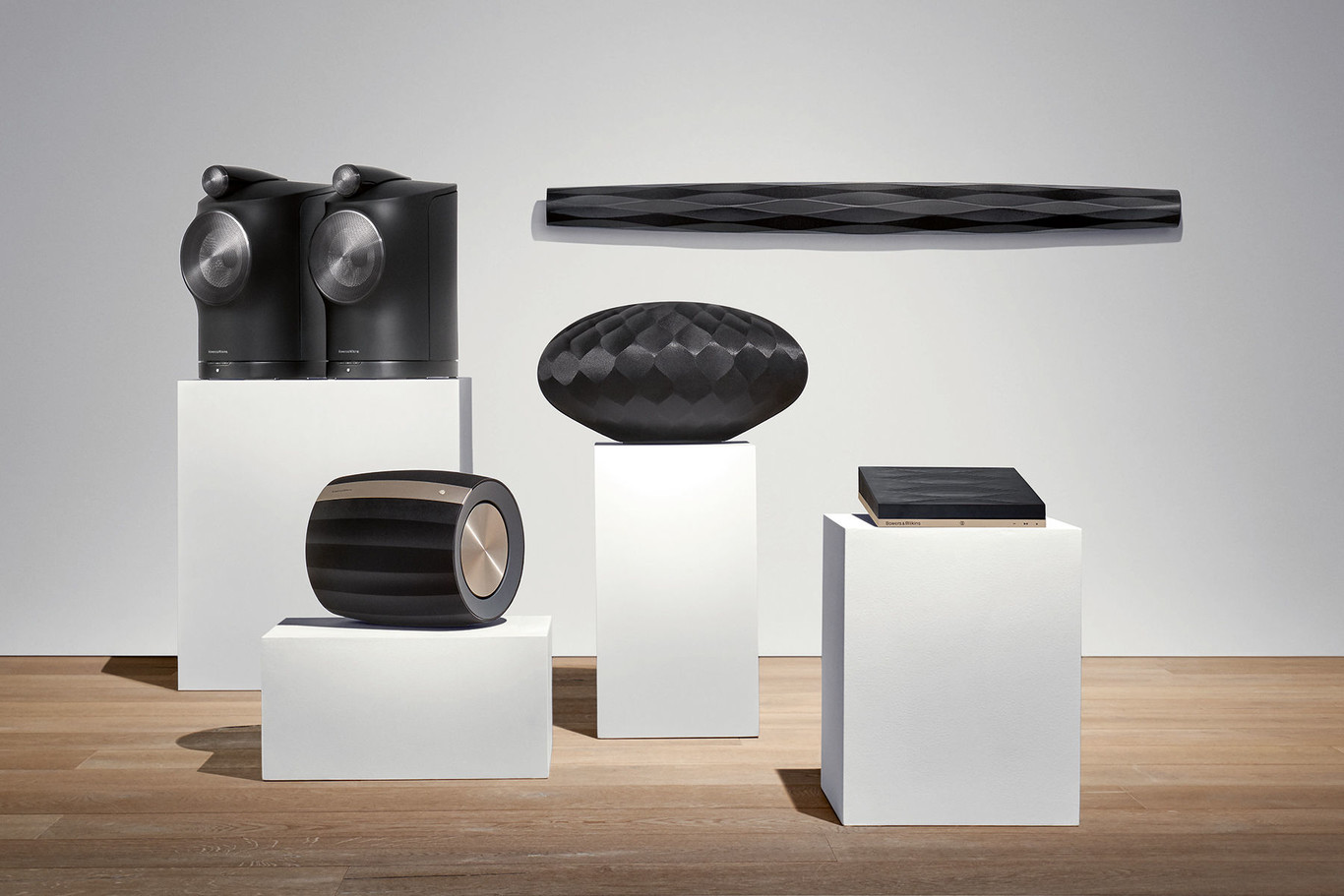 Análisis altavoz Bowers & Wilkins Formation Wedge