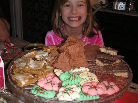 Cómo celebrar una Navidad dulce sin riesgos para la salud de los peques