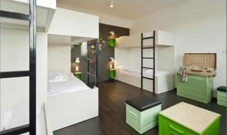 Decoración con estilo para hoteles de bajo coste