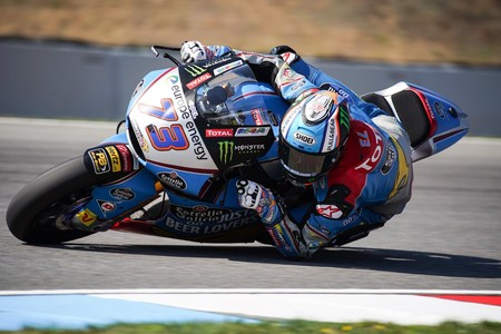 Alex Marquez Gp Republica Checa Moto2 2018