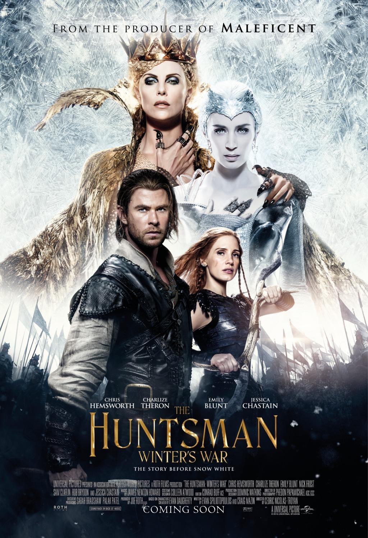 Foto de Carteles de 'Las crónicas de Blancanieves: El cazador y la reina de hielo' (7/11)
