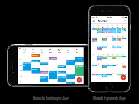 Google Calendar para iOS también se actualiza con nuevas vistas