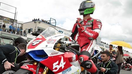 Poggiali Ducati Le Mans