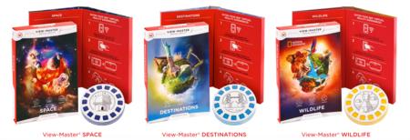 View Master Expansion Kits