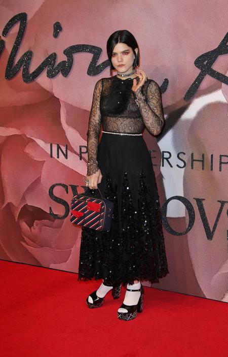 British Fashion Awards 2016 Soko