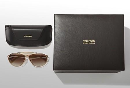 Tom Ford diseña unas gafas que valen su peso en oro