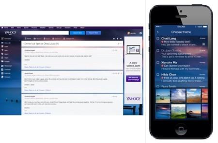 Y ahí va otro TB gratuito: Yahoo Mail quiere ser Gmail con su nuevo diseño y características