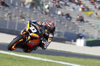 MotoGP Valencia 2012: un Marc Márquez de leyenda vence remontando 33 posiciones
