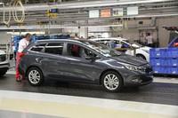 Arranca la fabricación del Kia cee'd Sportswagon