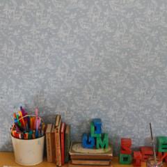 Foto 3 de 7 de la galería rodillos-con-relieve-que-imitan-el-papel-pintado en Decoesfera