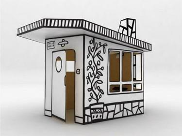 Villa Julia, juegos y decoración para la habitación infantil