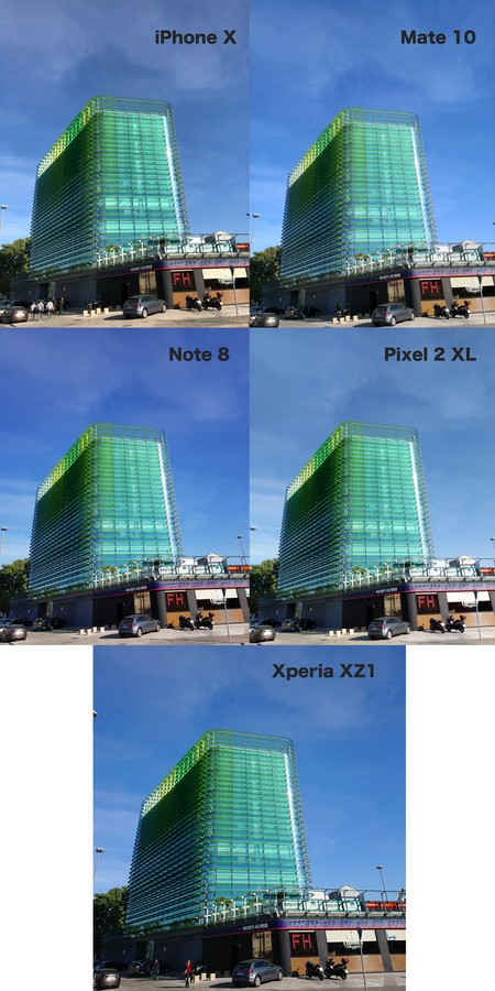 Edificios Grande