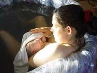 Programa sobre el parto domiciliario hoy en la televisión vasca