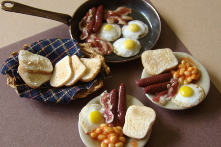 Olimpiada de gastronomía británica en Directo al Paladar