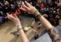 Análisis de fotografías de Semana Santa de The Big Picture