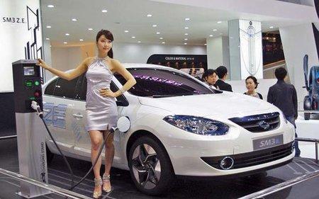 Renault fabricará coches eléctricos en Corea