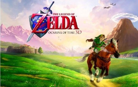 'The Legend of Zelda: Ocarina of Time 3D', el trailer de todos los trailers