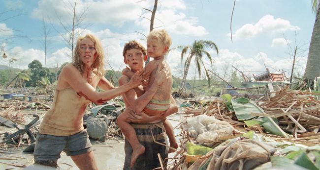 Imagen de la película 'Lo Imposible'