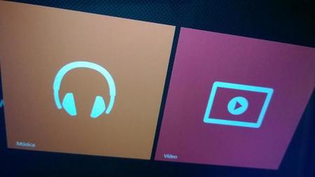 Microsoft lanza sendas actualizaciones menores de las aplicaciones de Música y Vídeo en Windows 8.1