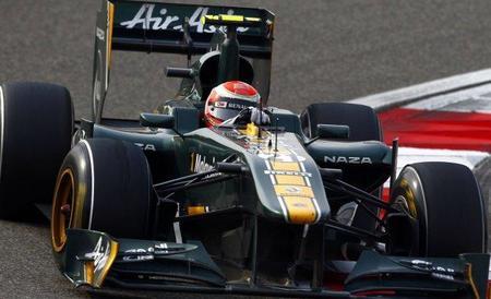 Team Lotus buscará puntuar a partir del Gran Premio de España