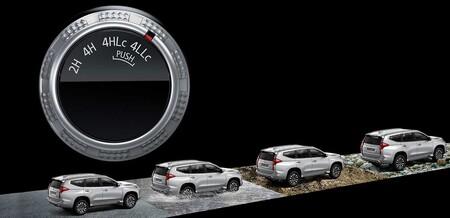 Mitsubishi Montero Sport Precio Versiones Y Equipamiento En Mexico 4