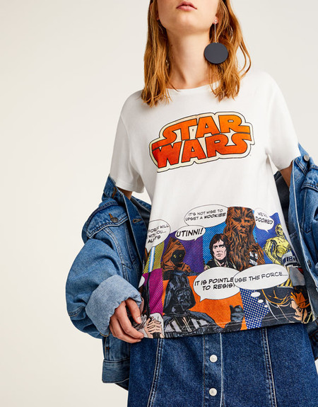 star wars ropa low cost prendas galaxias