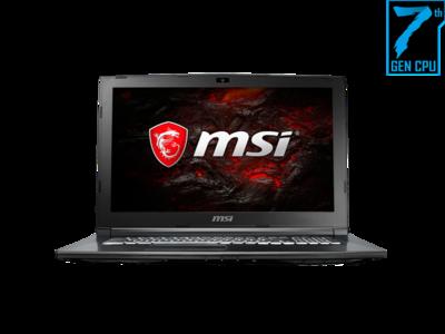 Código de descuento: portátil gaming MSI GL62M 7REX, con Core i7 y 8GB de RAM, por 765 euros