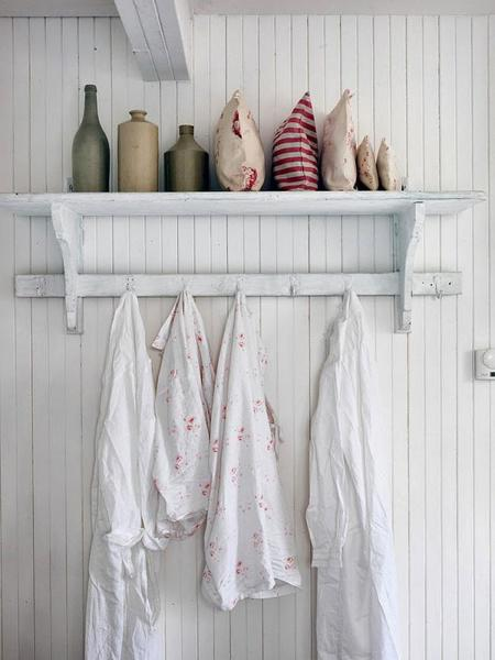 Cinco ideas básicas para dar un toque Shabby Chic