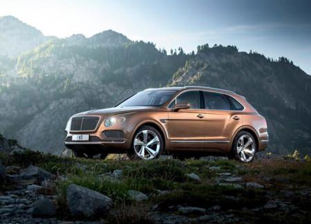 Bentley Bentayga, o cómo marcar un nuevo nivel en el mundo de los SUV de lujo