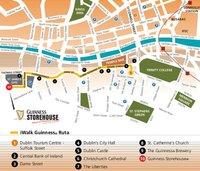Audioguías gratuitas para conocer Dublín y la Guinness Storehouse