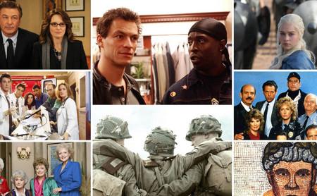 Las 47 mejores series de la historia