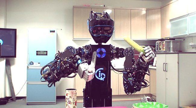 Ciros robot cocina