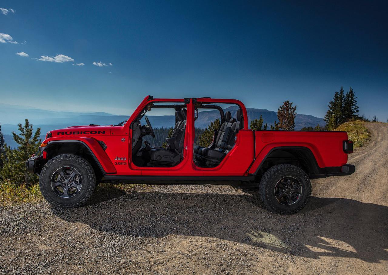 Foto de Jeep Gladiator 2020 (8/51)