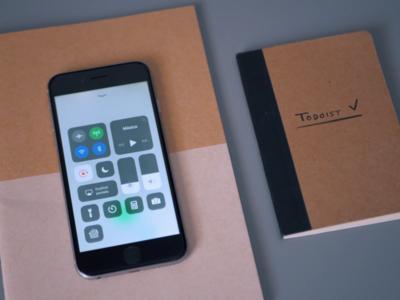 Cómo grabar la pantalla en iOS 11 sin ningún tipo de app ni accesorio